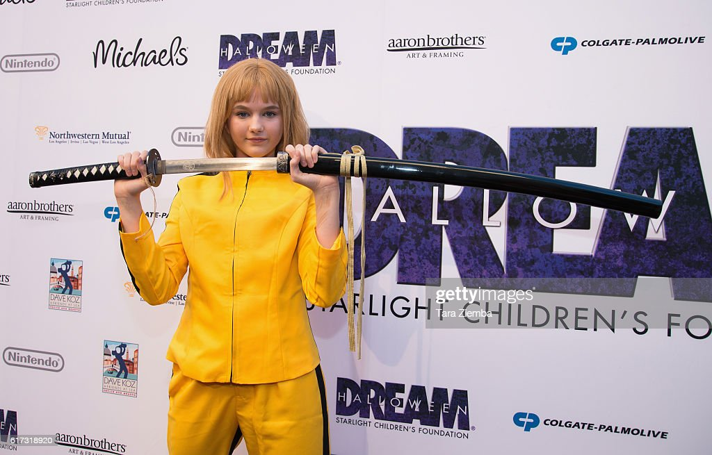 CA: Starlight's Dream Halloween 2016 - Arrivals