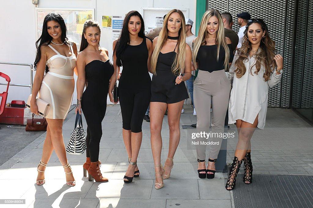 London Celebrity Sightings -  May 24, 2016