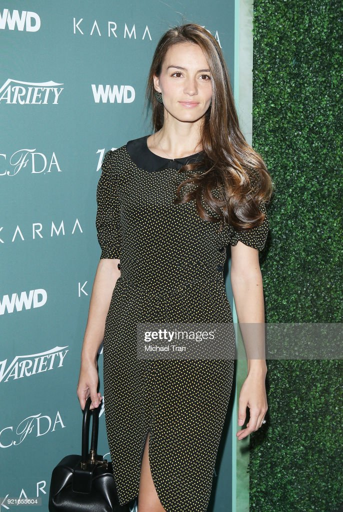 Council Of Fashion Designers Of America, Variety And WWD Host Runway To Red Carpet - Arrivals : Foto di attualità