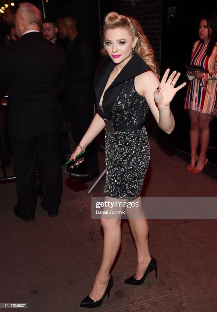 Chloe Grace Moretz attends the 2019 Met Gala Boom Boom ...