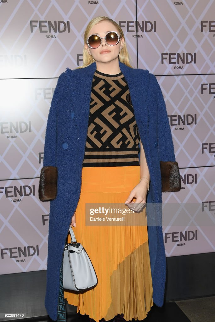 Fendi - Front Row - Milan Fashion Week Fall/Winter 2018/19