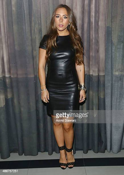 Chloe Green attends Paper Magazine's 17th annual Beautiful People Party on April 25 2014 in New York City