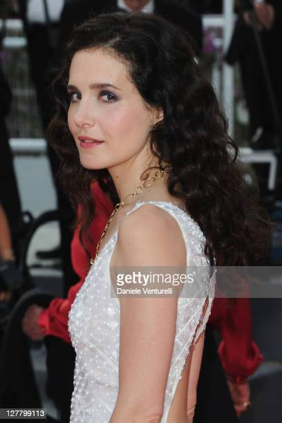 "Chloe Lambert attends the ""Habemus Papam"" Photocall during the 64th Annual Cannes Film Festival at the Palais des Festivals on May 13, 2011 in..."