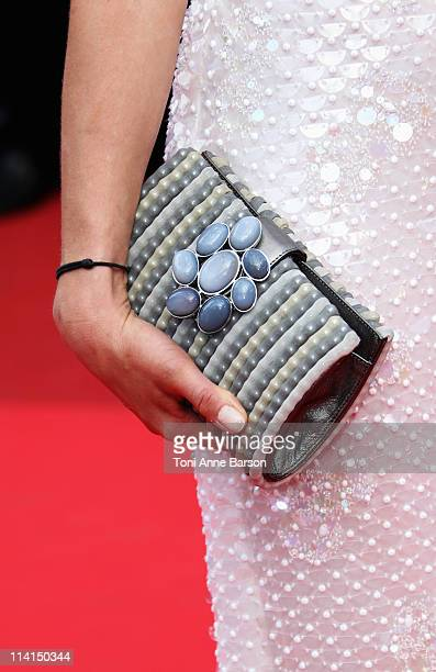 "Chloe Lambert attends the ""Habemus Papam"" Premiere during the 64th Annual Cannes Film Festival at the Palais des Festivals on May 13, 2011 in Cannes,..."