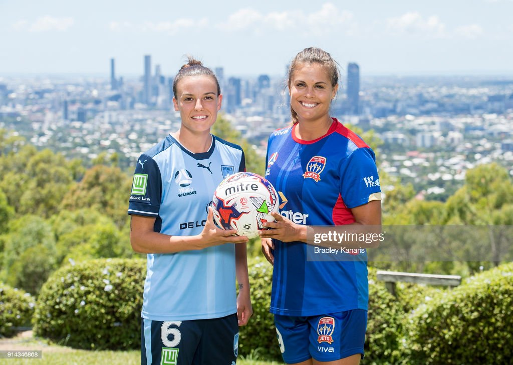 W-League Finals Series Launch : News Photo