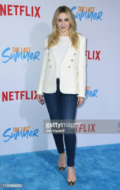 Chloe Lukasiak attends the Special Screening Of Netflix's The Last Summer at TCL Chinese Theatre on April 29 2019 in Hollywood California