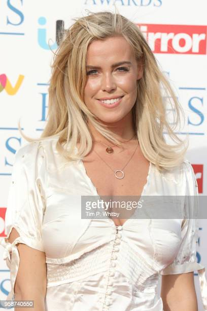 Chloe Meadows attends the 'NHS Heroes Awards' held at the Hilton Park Lane on May 14 2018 in London England