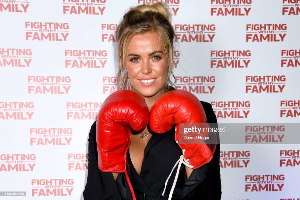 """Fighting With My Family"" VIP Comedy Night : News Photo"