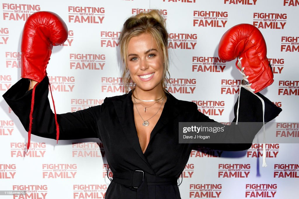 """""""Fighting With My Family"""" VIP Comedy Night : News Photo"""