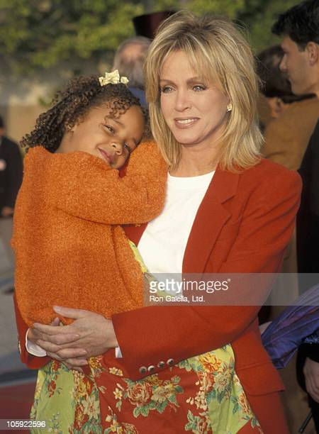 Chloe Mills and Donna Mills during World Premiere Opening Barnum's Kaleidoscape Benefit at Century Park West in Century City California United States