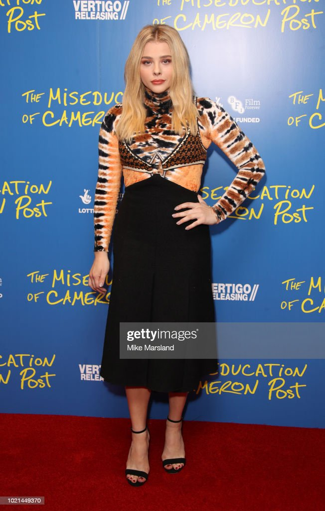"""The Miseducation Of Cameron Post"" - Gala Screening - Red Carpet Arrivals : News Photo"