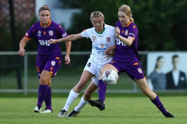 AUS: W-League Rd 11 - Perth v Newcastle