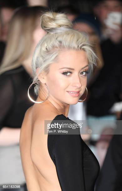 Chloe Paige attends the World Premiere of 'Another Mother's Son' on March 16 2017 at Odeon Leicester Sqaure in London England