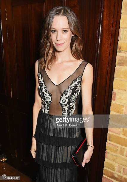 Chloe Pirrie attends the British Academy Television Craft Awards at The Brewery on April 23 2017 in London United Kingdom