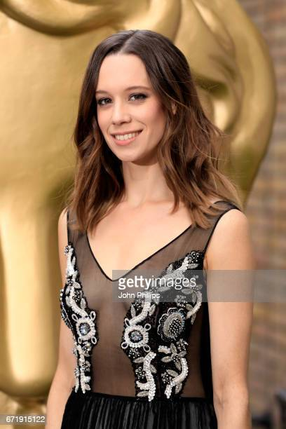 Chloe Pirrie attends the British Academy Television Craft Awards on April 23 2017 in London United Kingdom