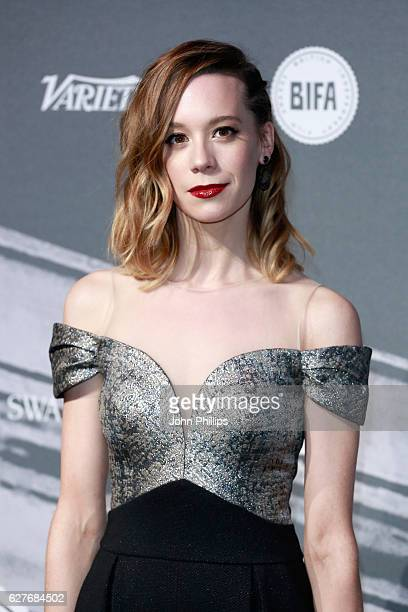 Chloe Pirrie attends The British Independent Film Awards at Old Billingsgate Market on December 4 2016 in London England