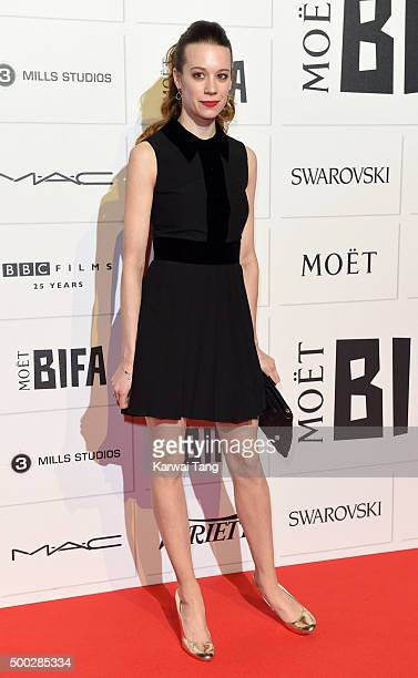 Chloe Pirrie attends the Moet British Independent Film Awards at Old Billingsgate Market on December 6 2015 in London England