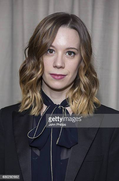 Chloe Pirrie attends the nominations announcement for The London Critics' Circle Film Awards at The Mayfair Hotel on December 20 2016 in London...