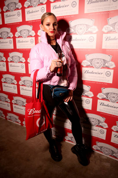 GBR: Budweiser Party For The HYPE x Budweiser Clothing Launch