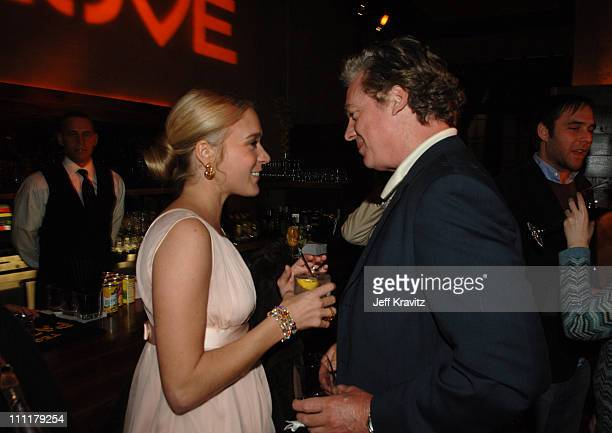 Chloe Sevigny and Christopher McDonald during HBO Original Series Big Love Premiere After Party at Grauman's Chinese Theater in Hollywood California...