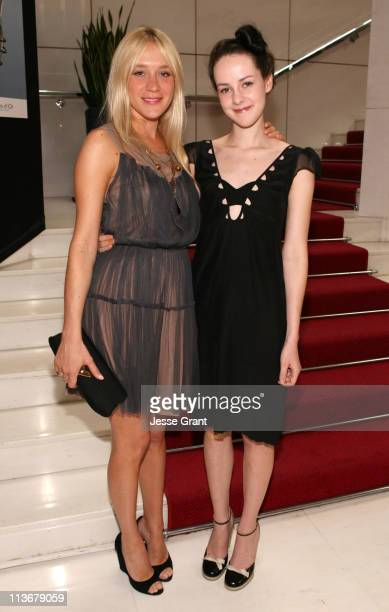 Chloe Sevigny and Jena Malone during 2006 Cannes Film Festival 'Lying' Premiere at Noga Hilton in Cannes France