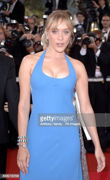 Chloe Sevigny arrives for the premiere of Zodiac at the Palais De Festival Picture date Thursday 17 May 2007 Photo credit should read Anthony...