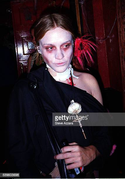 Chloe Sevigny at the Donovan Leitch and Kirsty Hume Annual Halloween Party at Serena in New York City