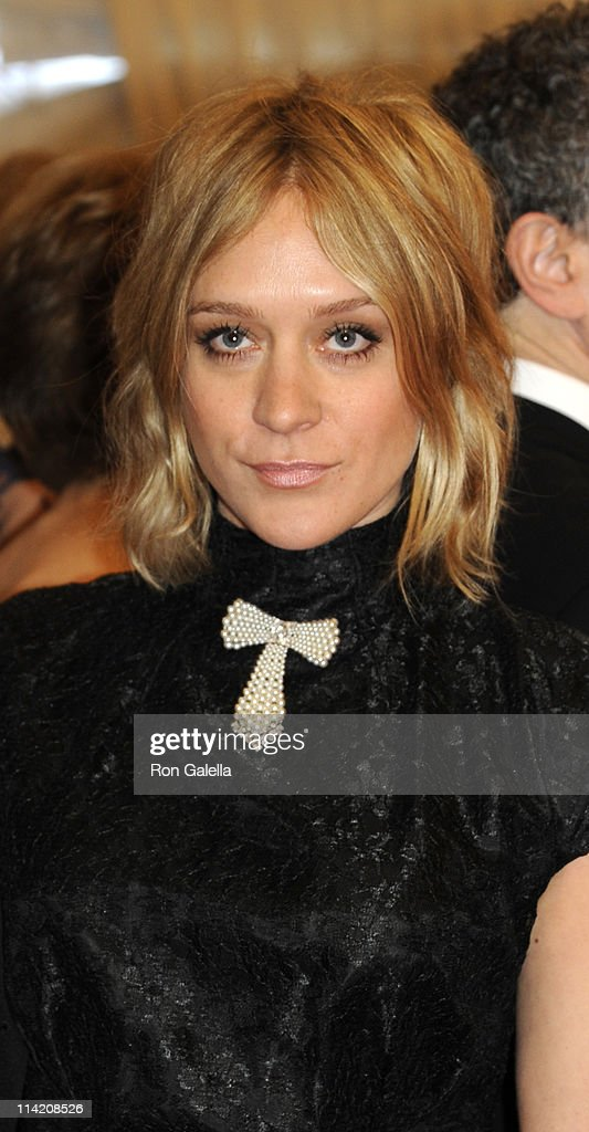 Chloe Sevigny attends 'Alexander McQueen: Savage Beauty' Costume Institute Gala on April 2, 2011 at the Metropolitan Museum of Art in New York City.
