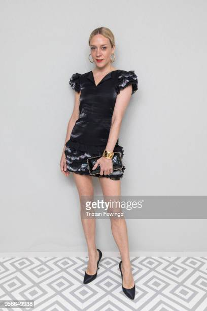 Chloe Sevigny attends at Albane by Costes JW Marriott Rooftop on May 9 2018 in Cannes France