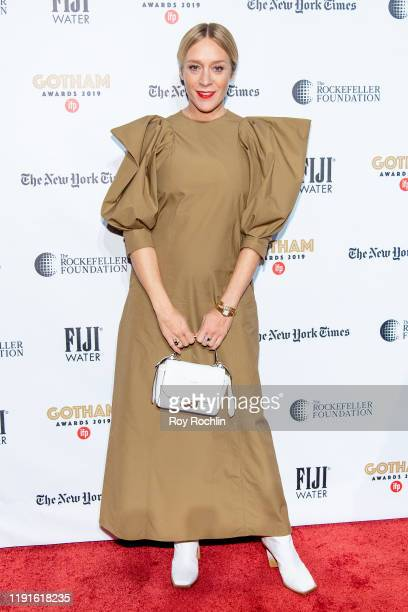 Chloe Sevigny attends the 2019 IFP Gotham Awards at Cipriani Wall Street on December 02 2019 in New York City
