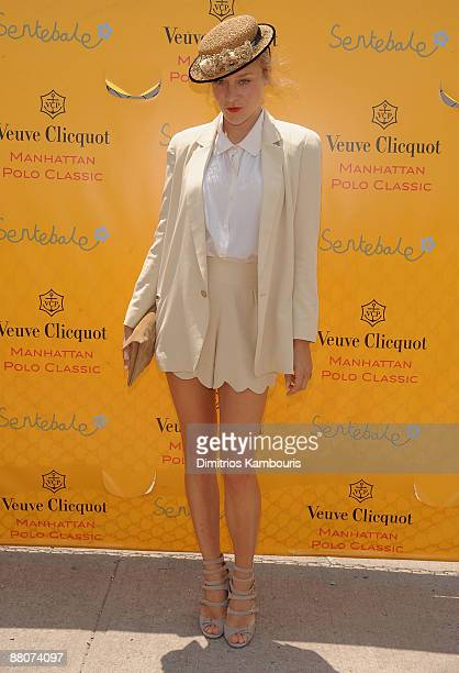 d4a7908a932 Chloe Sevigny attends the 2nd Annual Veuve Clicquot Manhattan Polo Classic  VIP party on Governors Island