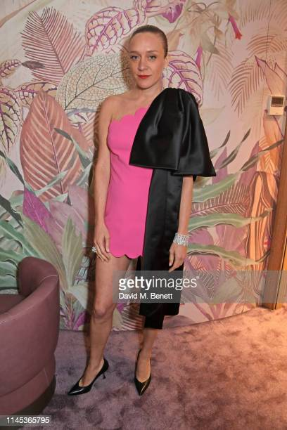 Chloe Sevigny attends the Chopard Gentleman's Evening during the 72nd Annual Cannes Film Festival at the Chopard Rooftop at The Hotel Martinez on May...