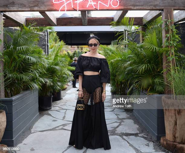 Chloe Sevigny attends the Gitano NYC preview celebration on June 21 2018 in New York City