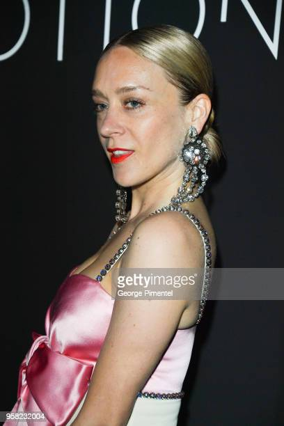 Chloe Sevigny attends the Kering Women In Motion dinner during the 71st annual Cannes Film Festival at Place de la Castre on May 13, 2018 in Cannes,...