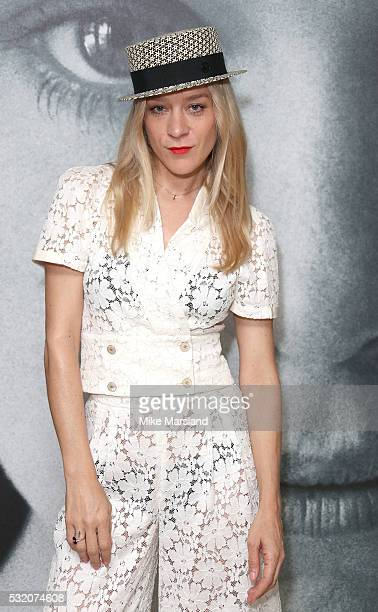 Chloe Sevigny attends the Kering Women in Motion talks at the annual 69th Cannes Film Festival at Hotel Majestic on May 18 2016 in Cannes France