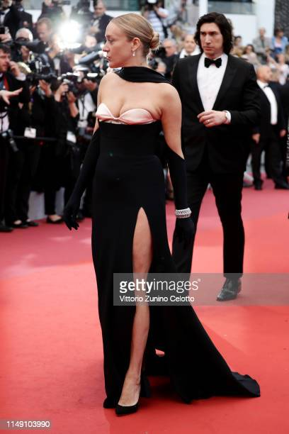 Chloe Sevigny attends the opening ceremony and screening of The Dead Don't Die during the 72nd annual Cannes Film Festival on May 14 2019 in Cannes...