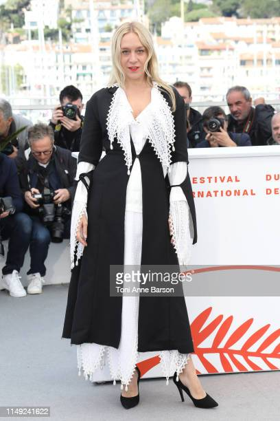 Chloe Sevigny attends the photocall for The Dead Don't Die during the 72nd annual Cannes Film Festival on May 15 2019 in Cannes France