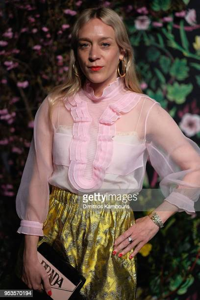 Chloe Sevigny attends the Planned Parenthood's 2018 Spring Into Action Gala at Spring Studios on May 1 2018 in New York City