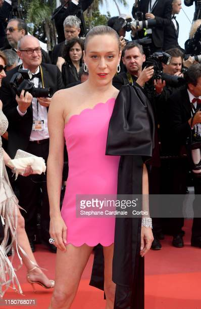 Chloe Sevigny attends the screening of Once Upon A Time In Hollywood during the 72nd annual Cannes Film Festival on May 21 2019 in Cannes France
