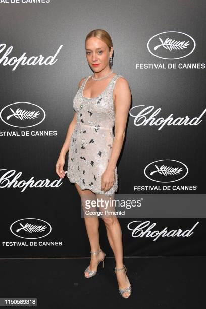 Chloe Sevigny attends the The Chopard Trophy event during the 72nd annual Cannes Film Festival on May 20 2019 in Cannes France