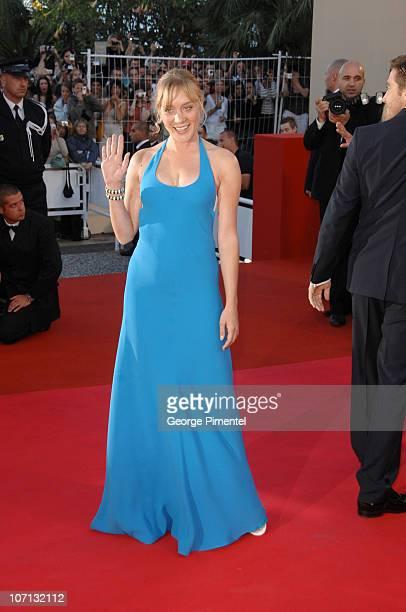 Chloe Sevigny during 2007 Cannes Film Festival Zodiac Premiere at Palais de Festival in Cannes France