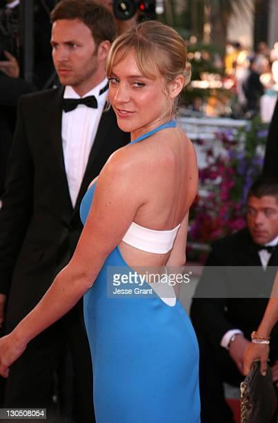 Chloe Sevigny during 2007 Cannes Film Festival 'Zodiac' Premiere at Palais de Festival in Cannes France