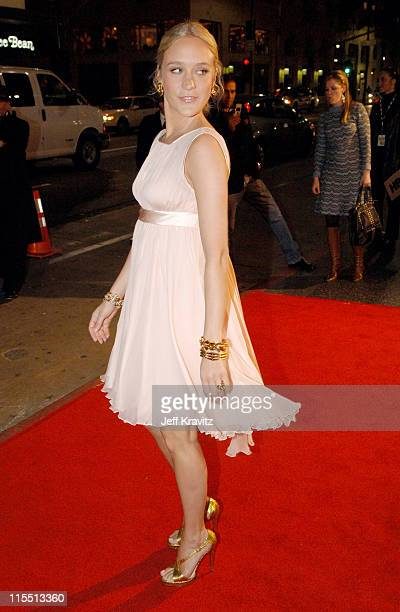 Chloe Sevigny during HBO Original Series Big Love Premiere Red Carpet at Grauman's Chinese Theater in Hollywood California United States