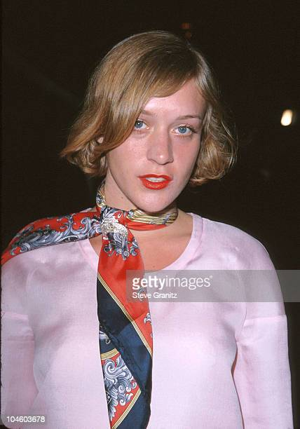 Chloe Sevigny during The 52nd Annual Directors Guild Awards at Century Plaza Hotel in Century City California United States