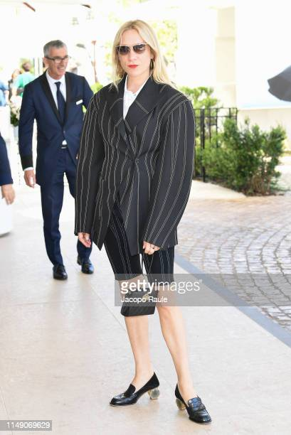 Chloe Sevigny is sen during the 72nd annual Cannes Film Festival at on May 14 2019 in Cannes France