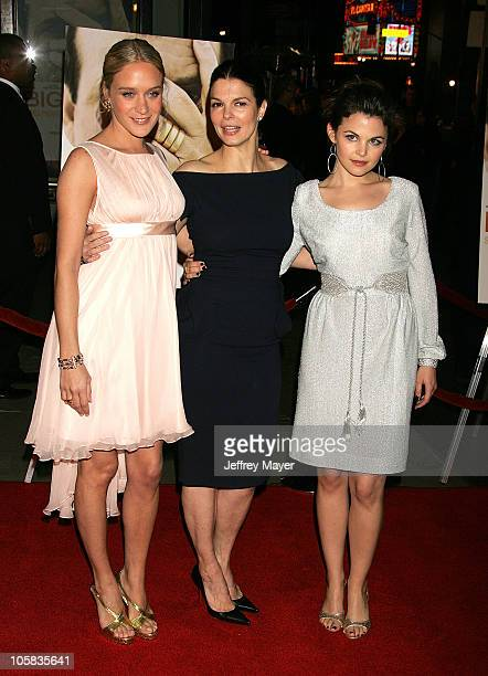 Chloe Sevigny Jeanne Tripplehorn and Ginnifer Goodwin