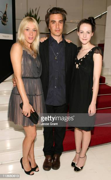 Chloe Sevigny M Blash and Jena Malone during 2006 Cannes Film Festival 'Lying' Premiere at Noga Hilton in Cannes France
