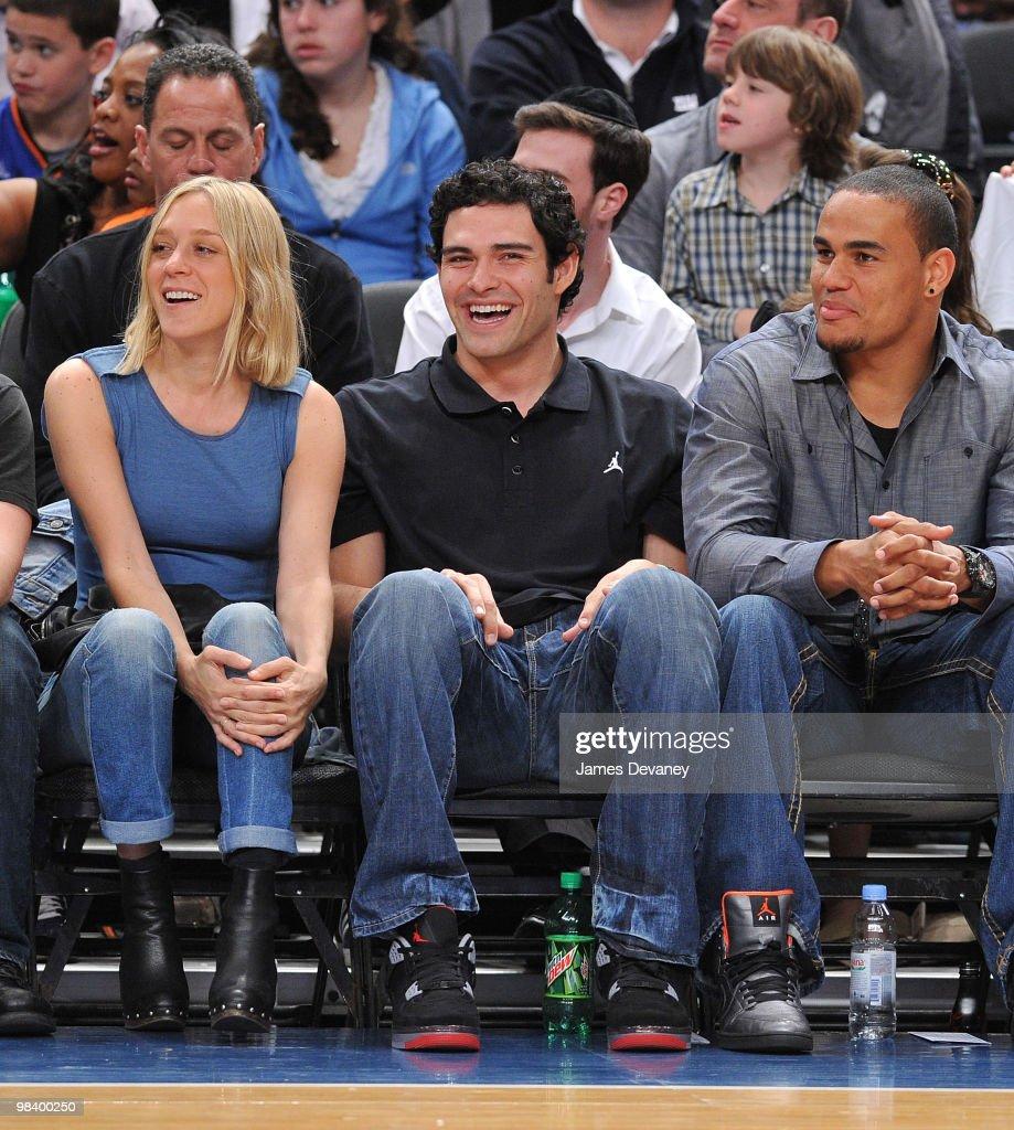 Celebrity Sightings In New York City - April 11, 2010