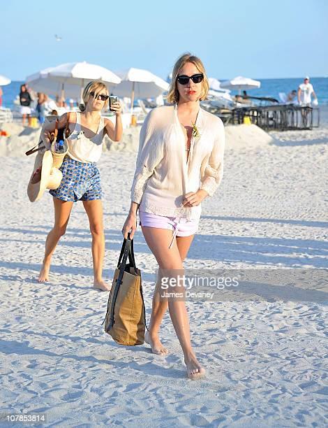 Chloe Sevigny seen on South Beach on January 2 2011 in Miami Beach Florida