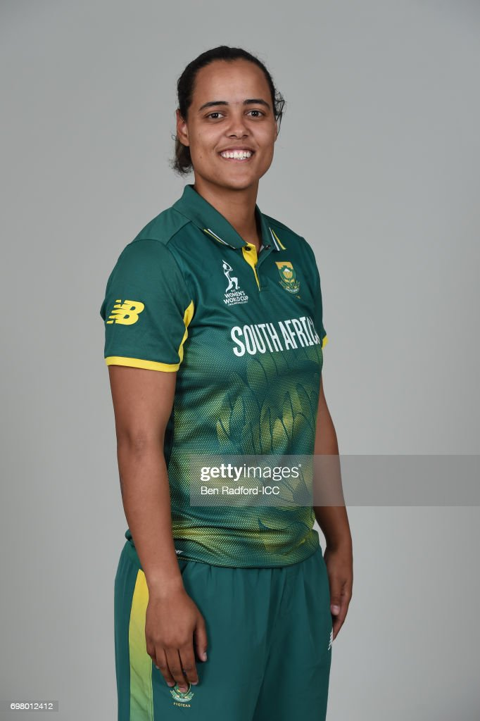 Chloe Tryon of South Africa on June 19, 2017 in Leicester, England.